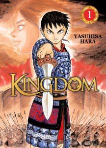 kingdom manga tome 1