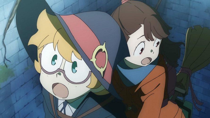 Le manga Little Witch Academia prend fin