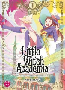 my little witch academia tome 1