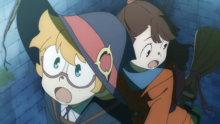 Le manga Little Witch Academia prend fin