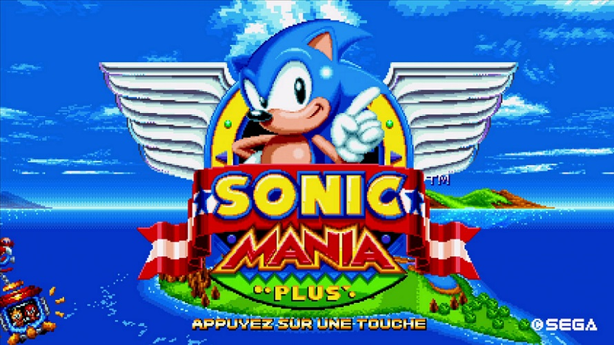 Test : Sonic Mania Plus (Switch/PS4/One/PC)