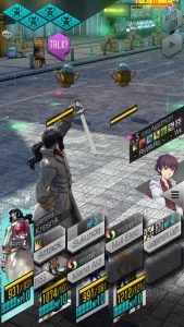 Shin Megami Tensei Liberation Dx2 combats