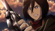 Charts manga : L'Attaque des Titans et Mikasa au sommet