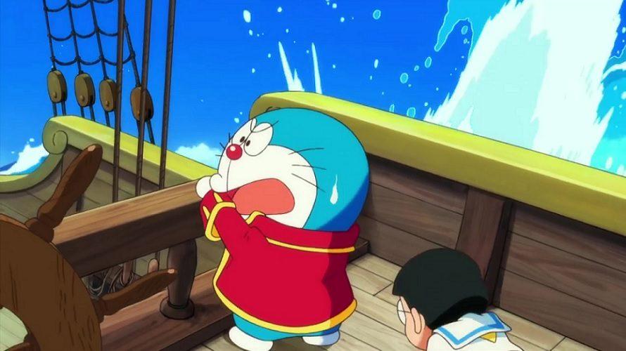 Charts anime : Doraemon à la conquête de l'été japonais