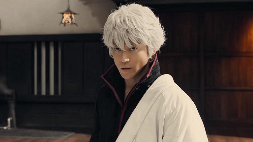 Cinéma : Gintama 2, troisième meilleure sortie japonaise de l'année