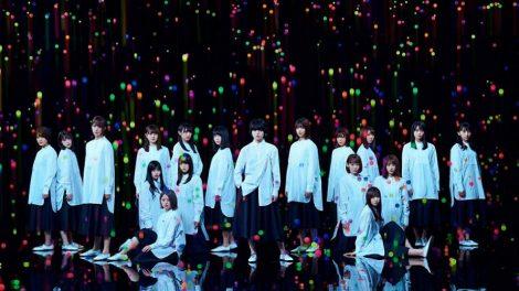 Charts J-Pop : Le million pour les Keyakizaka46