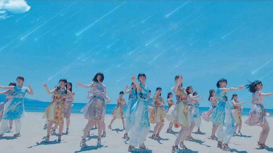 Charts J-Pop : Nogizaka46 signe le tube de l'été