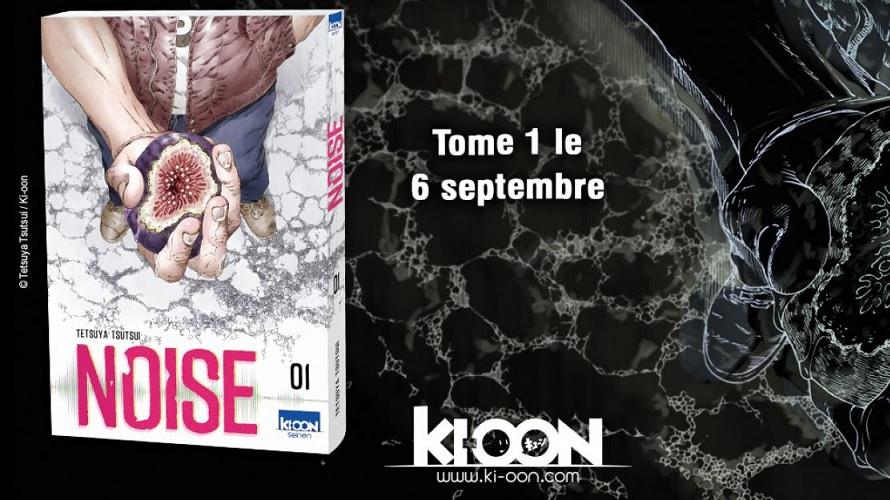 Tetsuya Tsutsui (Noise) fait sa tournée en France
