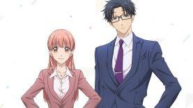 Charts anime : Les otakus vont bien, merci