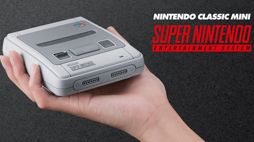 Un pack NES Mini / Super NES Mini en approche ?