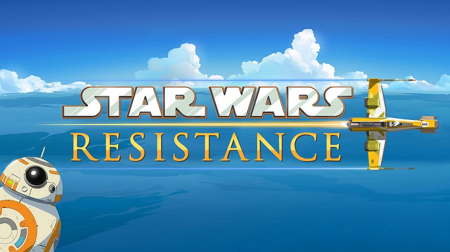 Star Wars : Resistance sera made in Japan