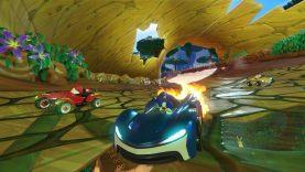 Team Sonic Racing présente ses mécaniques d'équipe