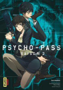 psycho pass saison 2 tome 1