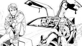 L'adaptation en manga de Retour vers le Futur tombe à l'eau