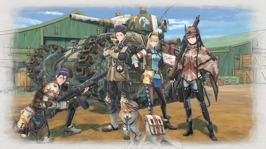 Test : Valkyria Chronicles 4 (PS4, Xbox One, Switch, PC)