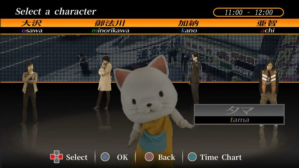 428 shibuya scramble personnages