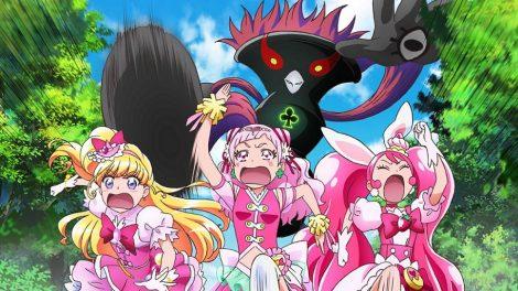 Cinéma : La bonne dynamique de Pretty Cure