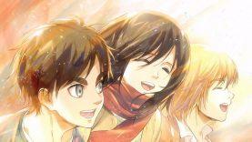 L'Attaque des Titans : Le manga se rapproche de la fin