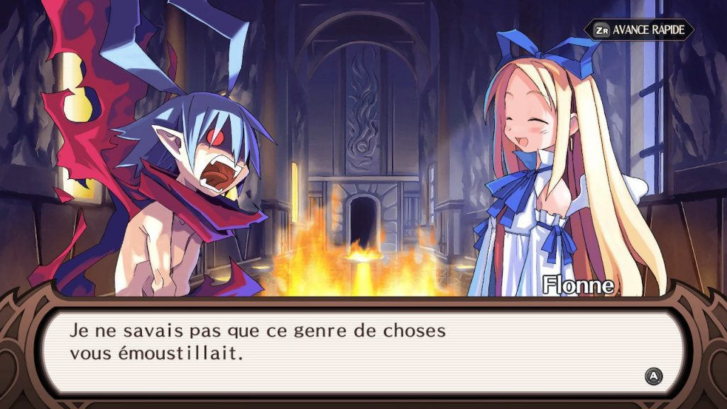 disgaea 1 complete dialogues