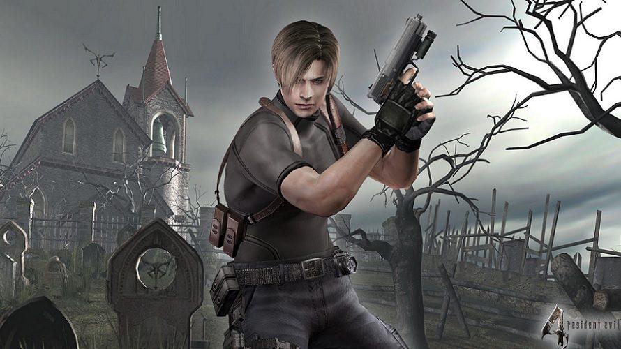 Resident Evil 1, 0 et 4 portés sur Switch