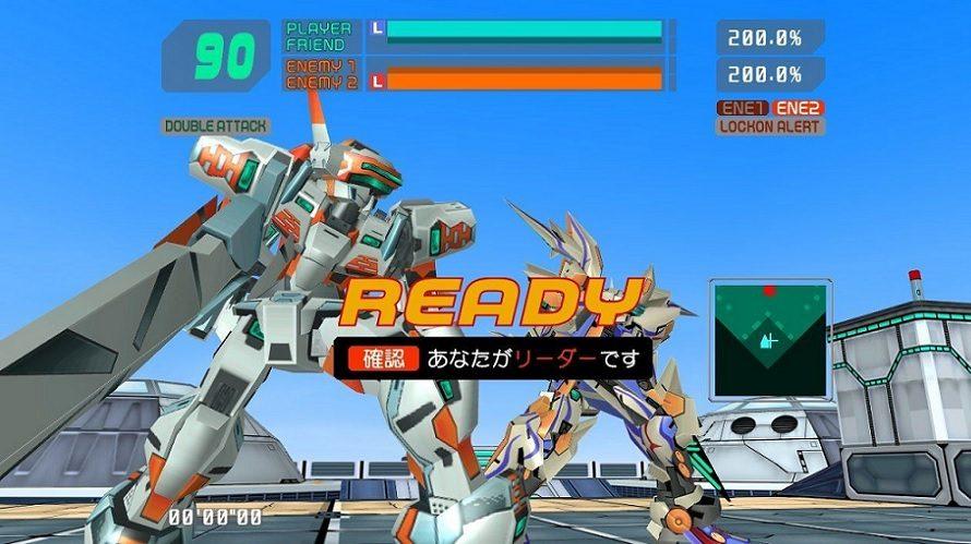 Virtual-On débarque en force sur Playstation 4