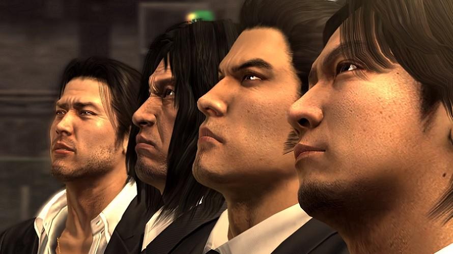 Le remaster PS4 de Yakuza 4 lâche son premier trailer