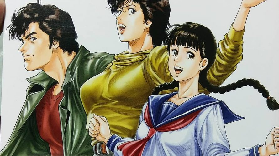 City Hunter Rebirth débarque chez Ki-oon