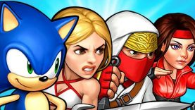 Test : Sega Heroes (iOS/Android)