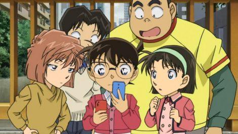 Charts anime : Détective Conan ressort ses classiques