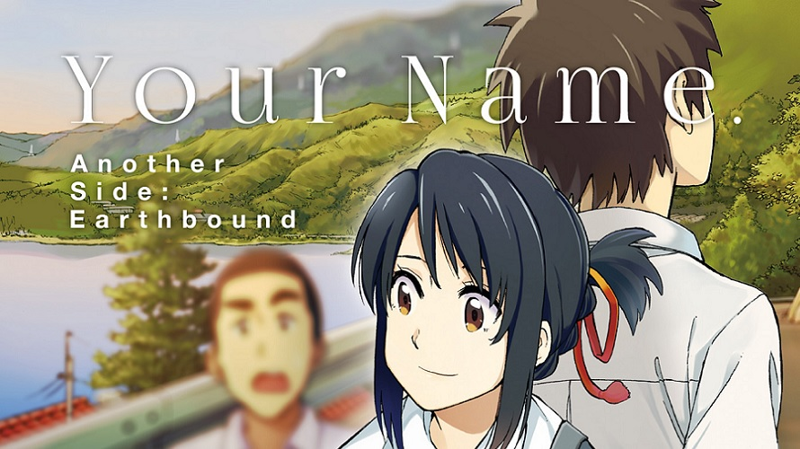 Critique : « Your Name. Another Side : Earthbound », un retour agréable mais dispensable