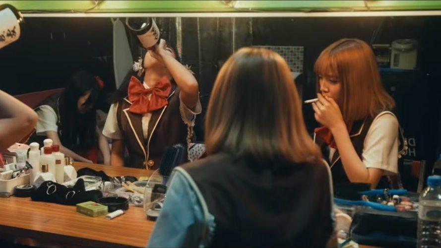 Un nouveau trailer pour le film-live Back Street Girls