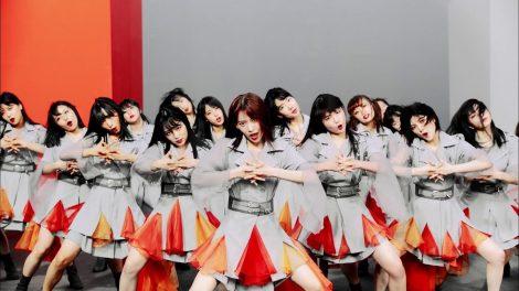 Charts J-Pop : L'écart se réduit entre les AKB48 et les Nogizaka46