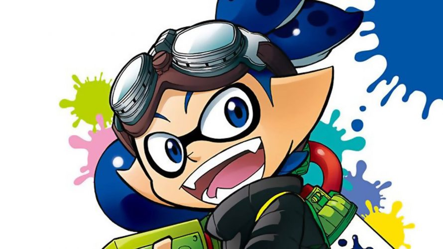 Charts manga : Splatoon dans le top 5