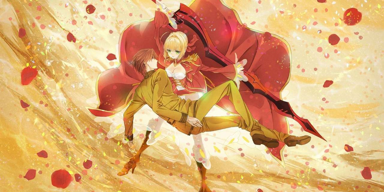 Charts anime : Fate/Extra brille également