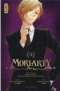 MORIARTY TOME 3
