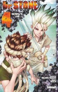 dr stone tome 4