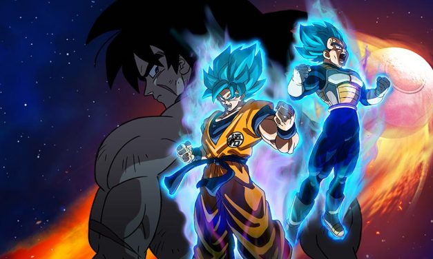 Critique : Dragon Ball Super : Broly… en 4DX !