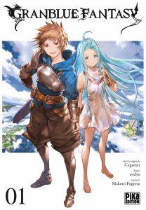 granblue fantasy manga