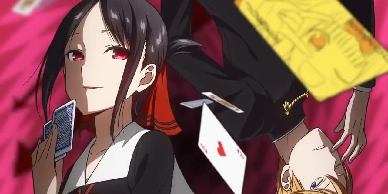 La saison 2 de Kaguya-sama: Love is War officialisée