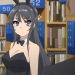 Charts anime : Rascal Does Not Dream of Bunny Girl Senpai réalise la meilleure vente de la semaine au Japon