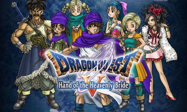 Un film basé sur Dragon Quest V sortira cet été au Japon