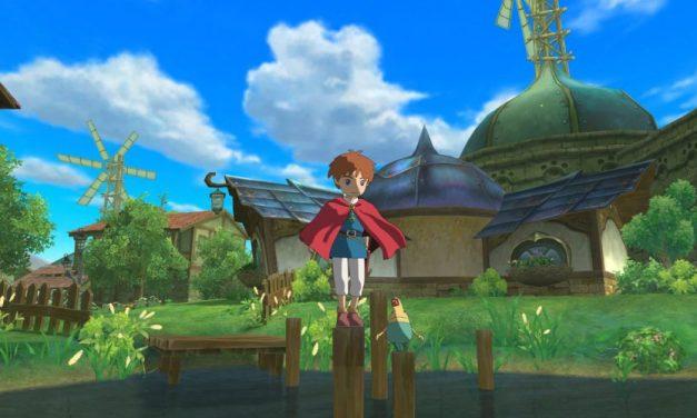 Ni no Kuni prochainement adapté en film d'animation