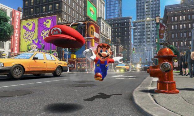 Le film Super Mario repoussé en 2022