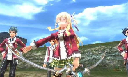 Trails of Cold Steel sortira le 29 mars sur PS4