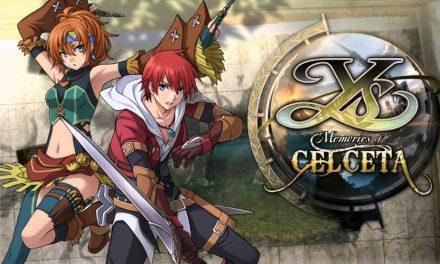 Ys : Memories of Celceta s'annonce sur PS4