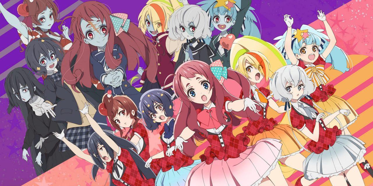 Charts anime : Zombie Land, ça gaz