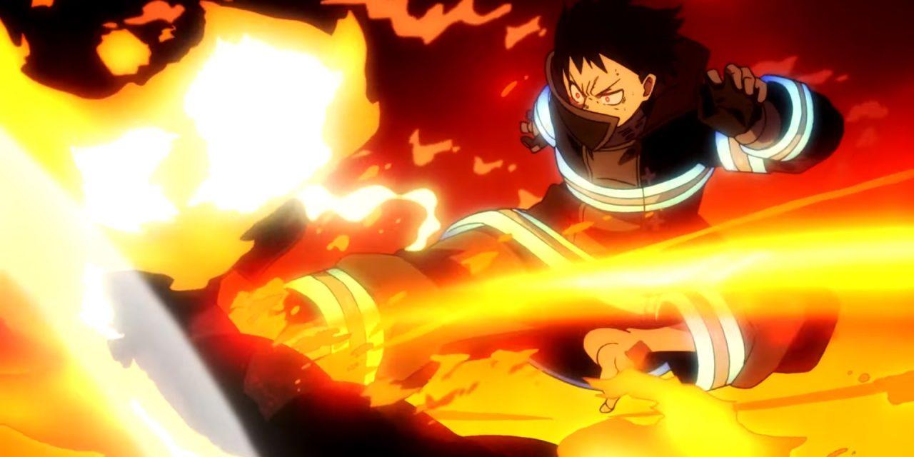 L'anime Fire Force mis en stand-by après l'incendie de Kyoto Animation