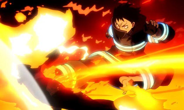 Un nouveau trailer pour l'anime Fire Force