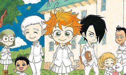 Le spin-off Oyakusoku no Neverland vient de prendre fin