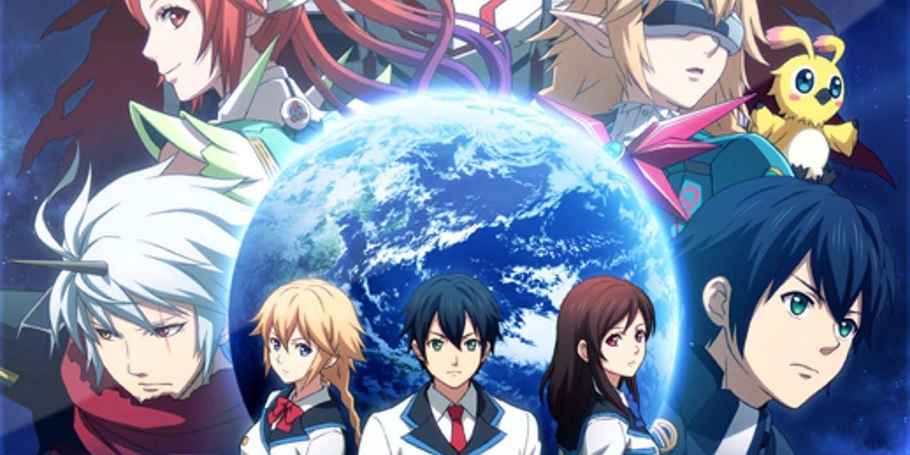Sega annonce un nouvel anime Phantasy Star Online 2
